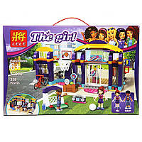 "Конструктор 37038 ""Спортивный центр"" (аналог Lego Friends 41312), 338 деталей"