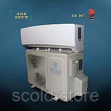 Холодильний Кулбаїн SCold AgK-25TW