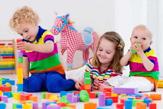 Раннее развитие для детей 1-3 года
