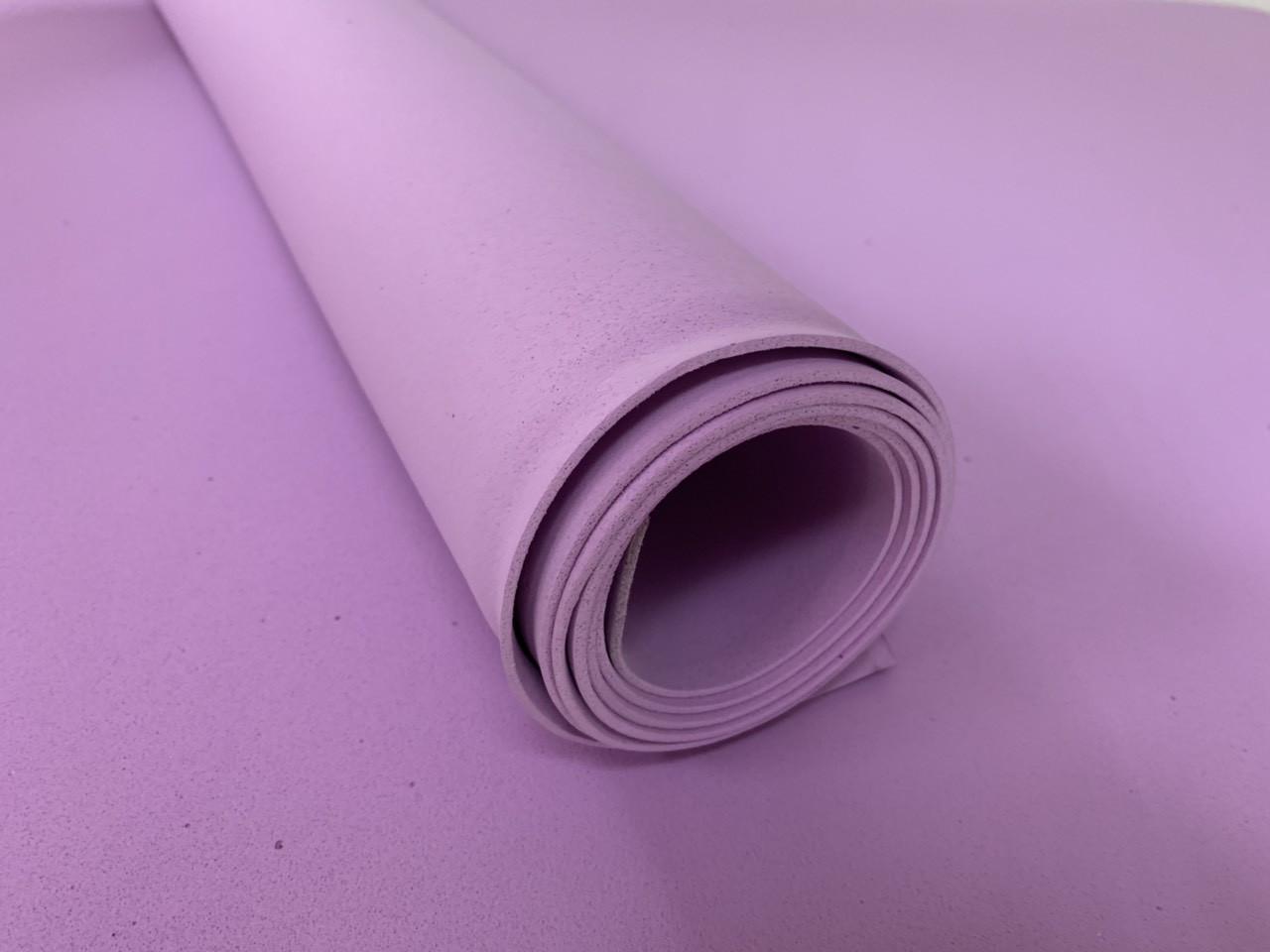 Эва, фоамиран 2 мм цветная 100х150 см сиреневая