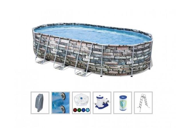 Каркасний басейн Bestway