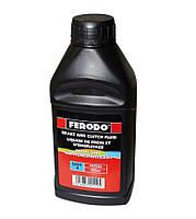 Тормозная жидкость FERODO DOT-4 (0,5л)