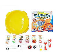 Бейблейд набор BeyBlade Super Battle Tops Set  Код 10-0447
