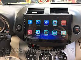 """Штатная Магнитола Toyota Rav4 2006-2013 на Android 8.1  Тойота Рав 4 с Экраном 10"""" Память 1/16"""