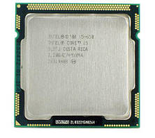 Процессор, Intel Core i5-650, 4 ядра, 3.33 гГц