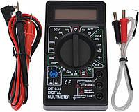 Цифровой мультиметр (тестер) DT-838
