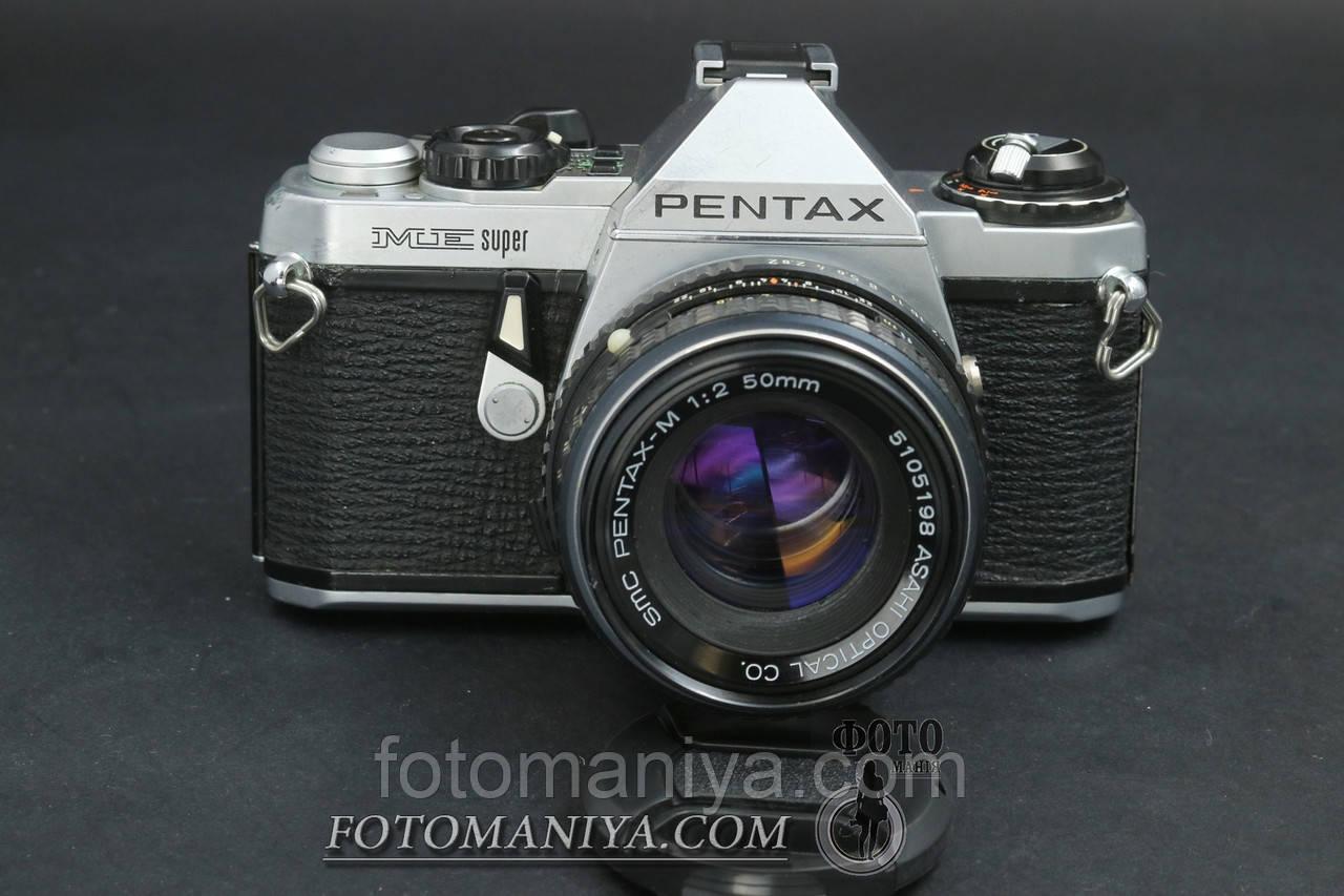 Pentax ME Super kit SMC Pentax-M 50mm f2.0