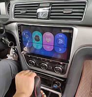 Штатная Магнитола VolkswagenPassat 2011-2015с Android 8.1 с Экраном 9 дюймов  Память 1/16 ГБ