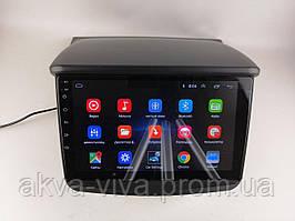 Штатная магнитола Mitsubishi Pagero SPORT 2011-2015г.на базе Android 8.1 Экран 9 дюймов Память 1/16 Гб