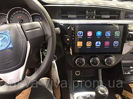 Штатная магнитола Toyota Corolla 2013-2017г.на базе Android 8.1 Экран 9 дюймов Память 1/16 Гб