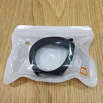 Ремешок для Фитнес-Трекера,  XIAOMI MI BAND 3 / 4 одноцветный - черный, фото 2