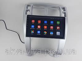 Штатная магнитола Hyundai Tucson 2006-2013г.на базе Android 8.1 Экран 10 дюймов Память 1/16 Гб