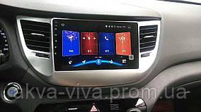 Штатная магнитола Hyundai Tucson 2015-2017г.на базе Android 8.1 Экран 9 дюймов Память 1/16 Гб