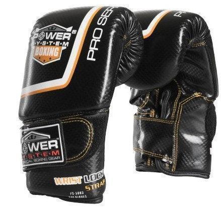 Рукавички снарядні Power System PS 5003 Bag Gloves Storm XL Black