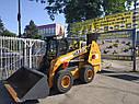 Оренда міні-навантажувача Case SR250, фото 4