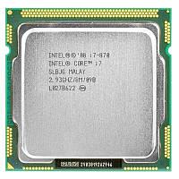 Процессор, Intel Core i7-860, 8 ядер, до 3.46 гГц
