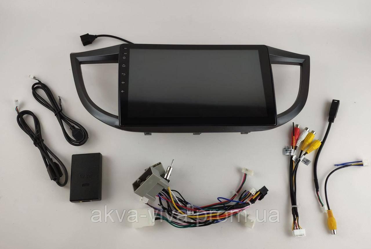 Штатна автомагнітола для Honda CR-V 2012-2015 на ANDROID 8.1 (М-ХСрв-10)