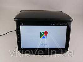 Штатная автомагнитола Mitsubishi Pagero Sport 2011-2015 под Rockford на Android с хорошей звуковой настройкой