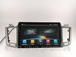 Штатная автомагнитола Toyota Rav4 2012-2016 на Android с хорошей звуковой настройкой