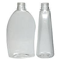 "ПЭТ Бутылка  ""Полумесяц"" 0,5 л. Ø 28 мм."