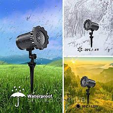 Лазерный проектор Laser Projector Lamp 4 картриджа, фото 3
