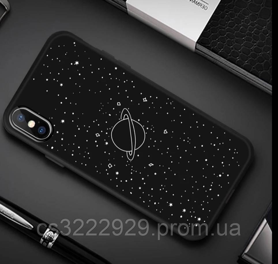 Чехол для Iphone XS MAX Звездное небо