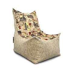"""Кресло мешок """"Комфорт"""" Искусственная замша"""