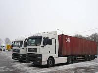 Контейнерные грузоперевозки  по Украине