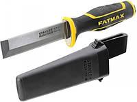 Нож -долото демонтажный лезвие 25 мм * 4 мм * 100 FatMax STANLEY FMHT16693-0