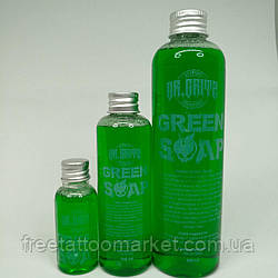 Зеленое мыло Dr.Gritz Tattoo Green Soap 250мл