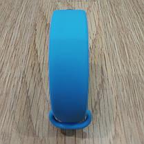 Ремешок для Фитнес-Трекера,  XIAOMI MI BAND 3 / 4 одноцветный - Blue  -  Голубой, фото 2