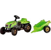 Трактор педальный Kid John Deere Rolly Toys 12190