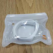 Ремешок для Фитнес-Трекера,  XIAOMI MI BAND 3 / 4 одноцветный - White - Белый, фото 2