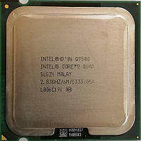 Процессор Intel Core 2 Quad Q9500 R0 SLGZ4 2.83GHz 6M Cache 1333 MHz FSB Socket 775 Б/У, фото 1