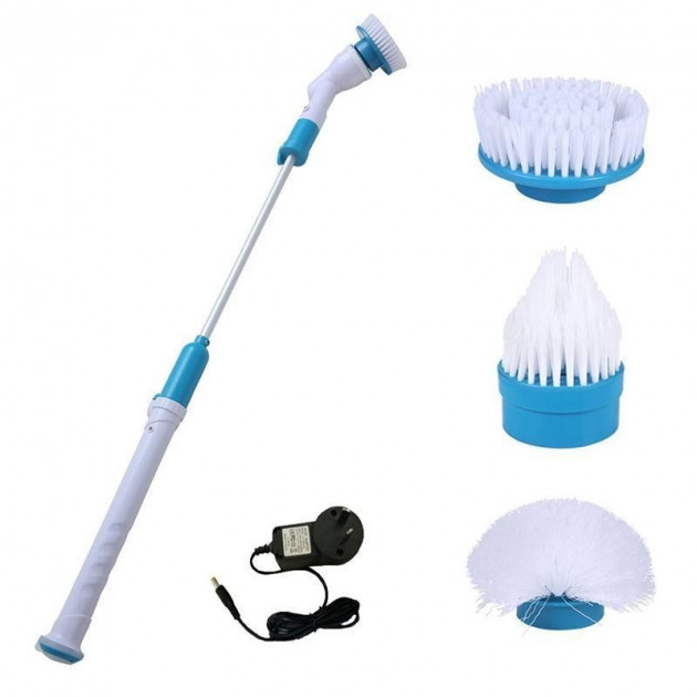 Электрическая беспроводная щетка Spin Scrubber для уборки