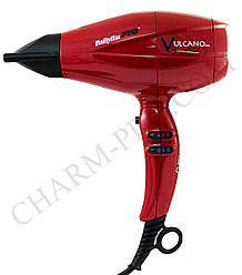 Фен для волос Babyliss Vulcano Ionic 2200w (мод. 6180)