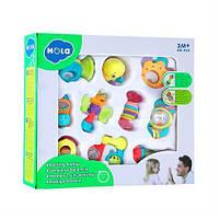 Набор погремушек Hola Toys 939 (10 шт.)