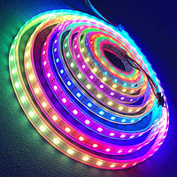 Cветодиодная лента RGB с пультом управления: длина 4,2м, SMD 3528 (мульти)