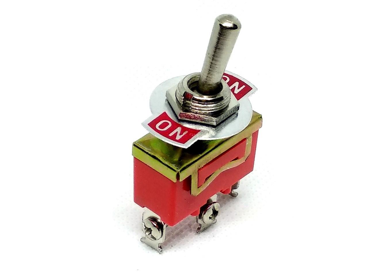 Тумблер E-TEN1121 3pin 2 положення