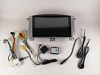 Штатная автомагнитола Toyota Land Cruiser 100 2005-2007 на ANDROID 8.1