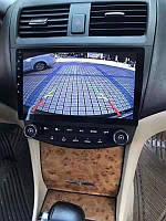 """Штатная Магнитола Honda Accord 2003-2007 на Android 8.1  с 10"""" Экраном 1/16Память,4 ядра Процессор"""