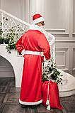Карнавальный костюм Деда Мороза (взрослый), фото 3