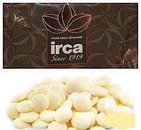 Белый Итальянский шоколад Irca ( Ирка), 100 грамм