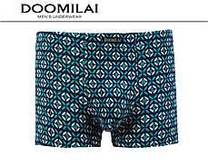 Мужские боксеры стрейчевые из бамбука  Марка  «DOOMILAI» Арт.D-01230, фото 3