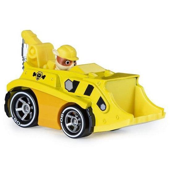 Щенячий патруль: Крепыш с автомобилем Die Cast SM16782-3 Spin Master