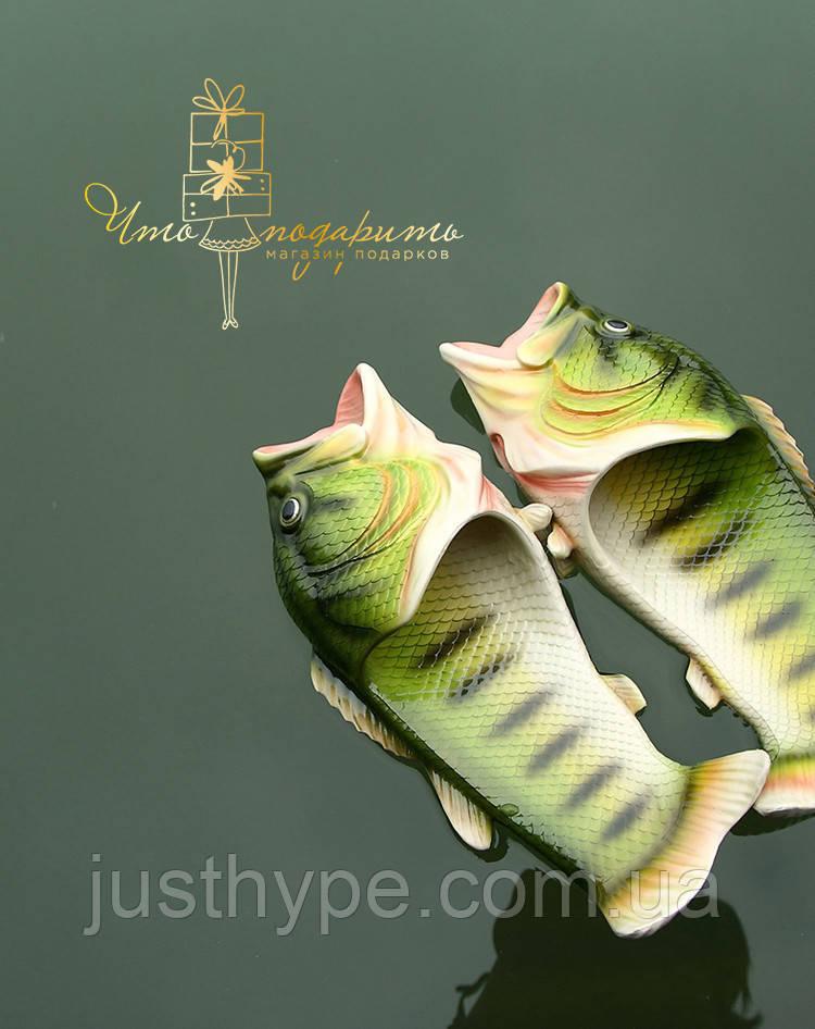 Тапочки рыбака - все размеры (32р - 44р)  Код 10-7600