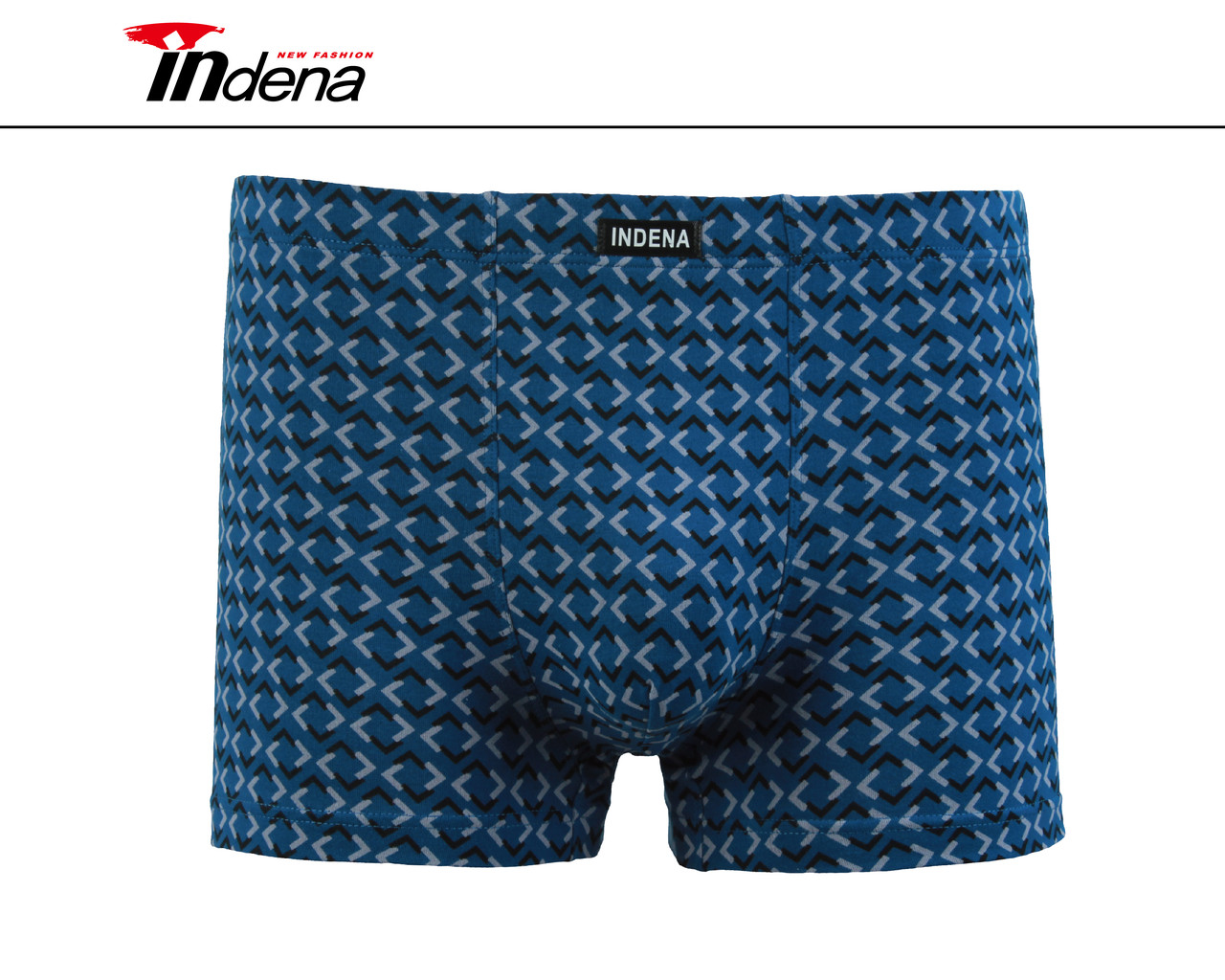 Чоловічі стрейчеві боксери «INDENA» АРТ.95074
