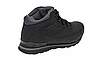 Ботинки мужские зимние Restime чёрные, нубук, размеры в наличии ► [ 42 43 44 45 46 ], фото 4