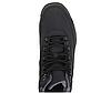 Ботинки мужские зимние Restime чёрные, нубук, размеры в наличии ► [ 42 43 44 45 46 ], фото 6