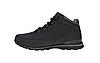 Ботинки мужские зимние Restime чёрные, нубук, размеры в наличии ► [ 42 43 44 45 46 ], фото 3